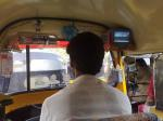 The mentioned auto rickshaw driver